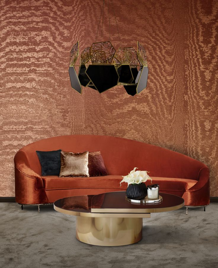Sexy, mysterious and uninterrupted lines give this sofa highly acclaimed glamour. Upholstered in lux velvet, cast antique aged brass metal resembling a thorn bush branch serves as a base to a sumptuously lounge sofa.