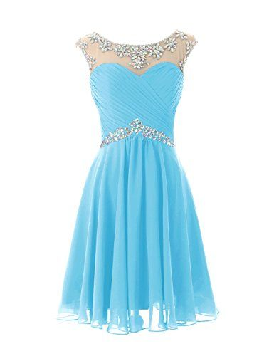 Dresstells Short Prom Dresses Sexy Homecoming Dress for Juniors Birthday Dress Lavender Size 2