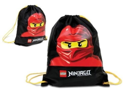 ninjago backpack red