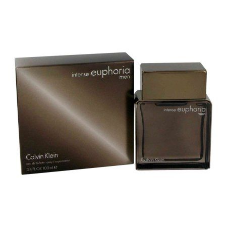 CK Euphoria Men Intense by Calvin Klein 3.4 oz EDT