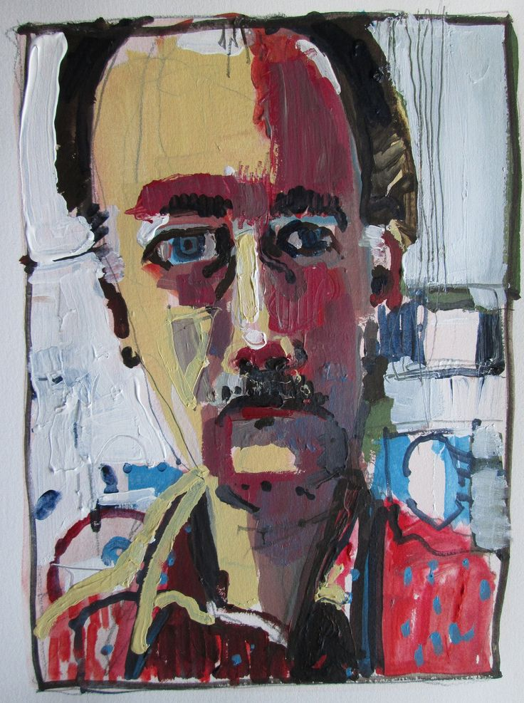 Harry Stooshinoff on Artfully Walls