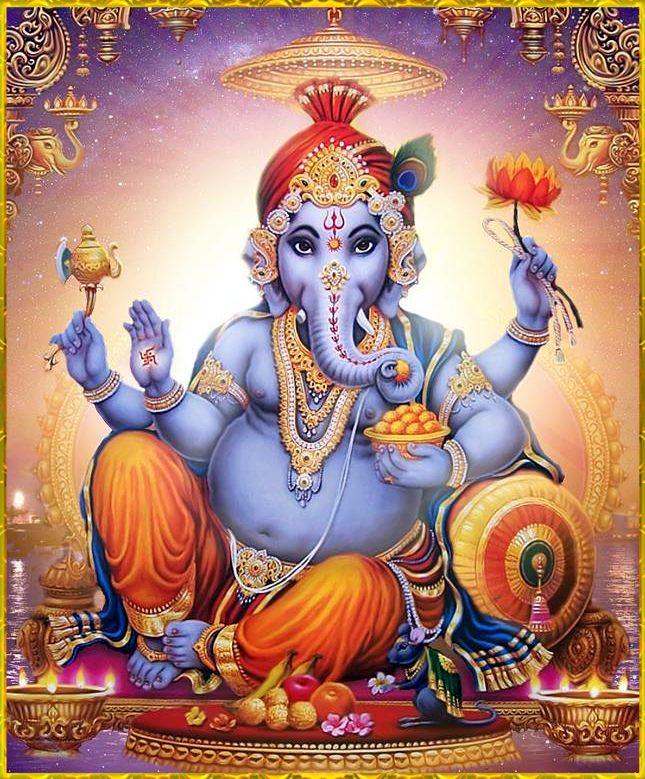 Shri Ganesh! GANESH ॐ