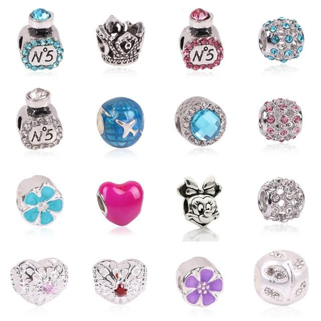 Lovely Minnie Mouse Charms