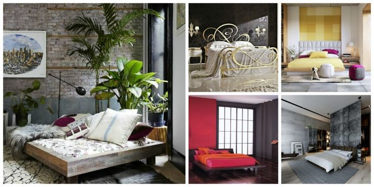 Υπνοδωμάτιο – μοντέρνος σχεδιασμός έπιπλα και ιδέες – 58 φωτογραφίες για έμπνευση