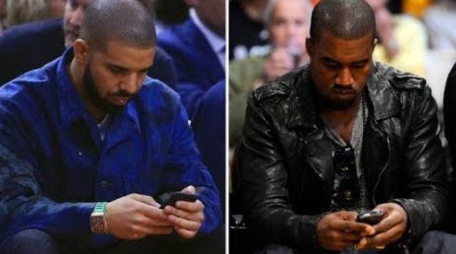 Meanwhile Kanye Says Drake Called Him And Threatened Him Etc New Kanye Kanye West Drake