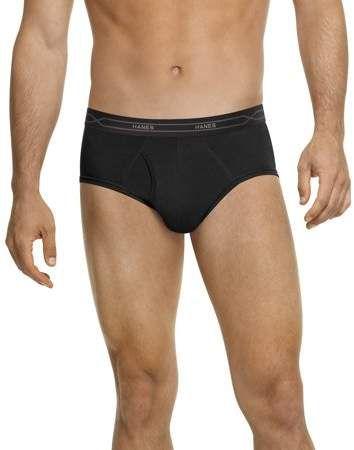 eca6ff4f6ed3 Hanes Men's X-Temp Dyed Briefs, 6 Pack | Men's Briefs | 6 packs, Men's  briefs, Men