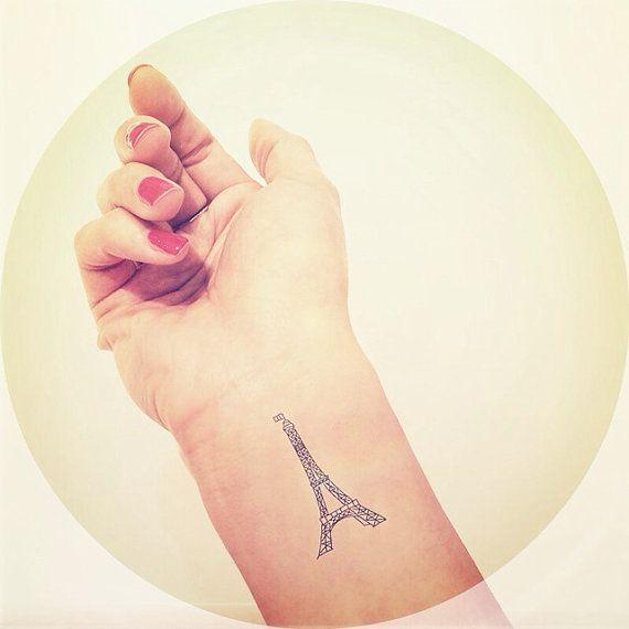 Best 25 eiffel tower tattoo ideas on pinterest tour for Paris tattoos charlotte