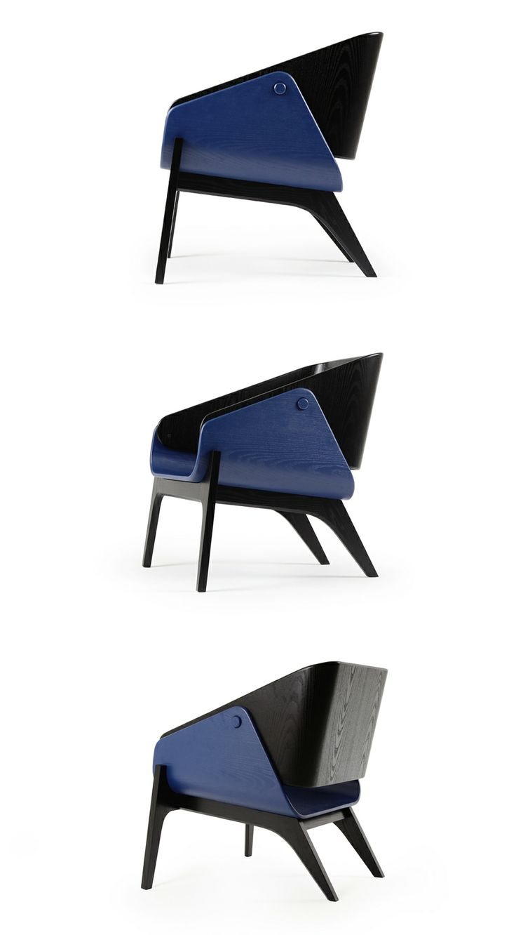 evc / lounge chair / design by joongho choi