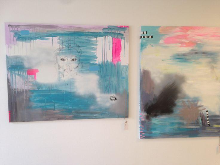 From the Gallery / Fra Galleriet  Art by Zabine Caroline Lunah Østergaard  @dinpause  Kontakt: dinpause.nu@live.dk https://m.facebook.com/DINPAUSE/