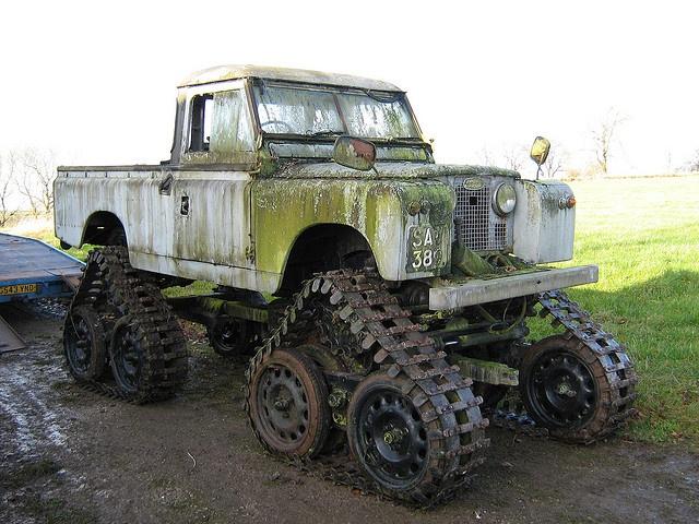 Land Rover Cuthbertson