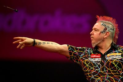 Sports: Michael van Gerwen wins World Darts Championship