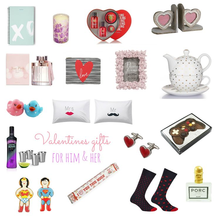 Valentines Gifts for him & her #valentinesday