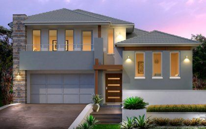 Kurmond Homes - Custom Home Builders Sydney. The design & building of your home is our passion, we strive for excellence with every home to maintain our quality home builders reputation. Manta Facade