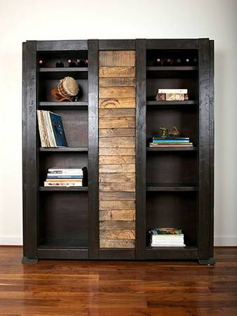 One of our most popular designs, the Morgan cabinet has open shelving like a bookshelf does, making it very versatile for use in every room of the house. 42 x 16 x 72 high $527 52 x 16 x 72 high $637
