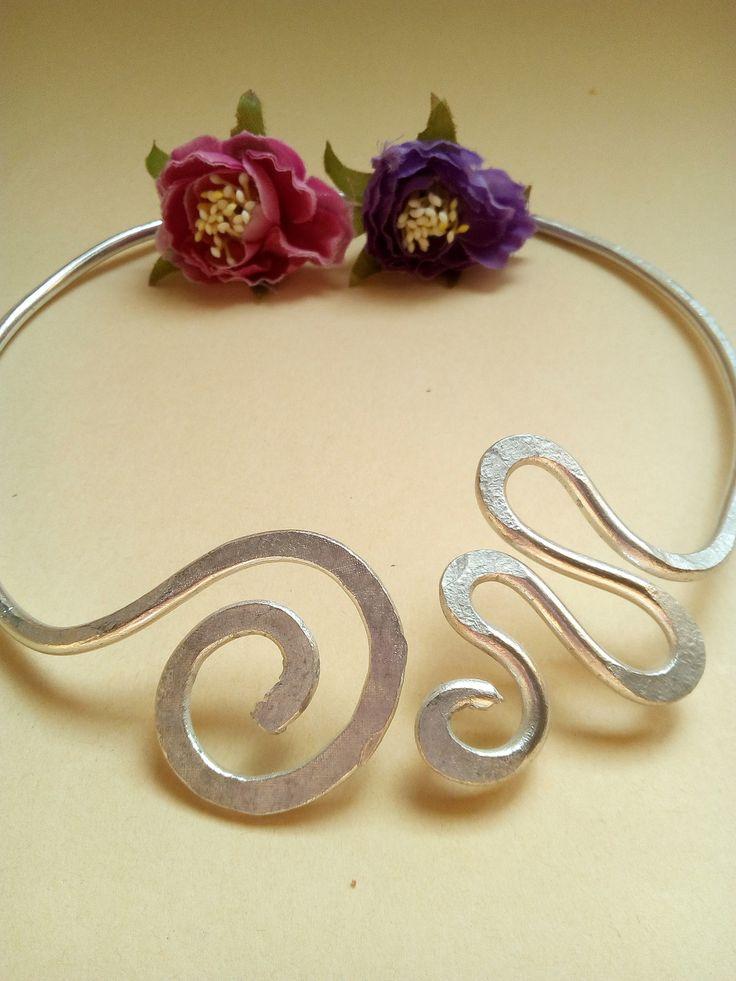 collana rigida in alluminio : Collane di matrioska86