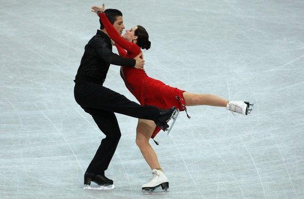 Scott Moir and Tessa Virtue Photos Photos: ISU World Figure Skating Championships