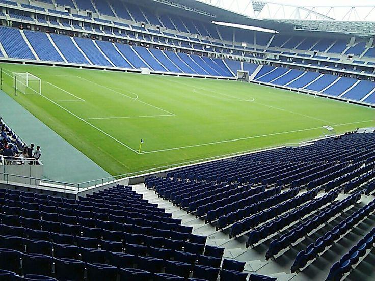 Gamba Osaka New Stadium ガンバ大阪新スタジアム