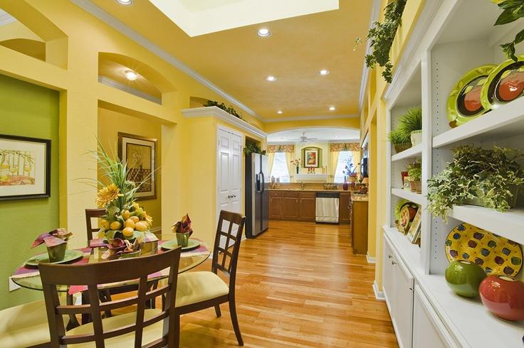 Breakfast Area and Kitchen Makeover - Stylecraft Builders