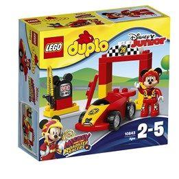LEGO DUPLO 10843, Musses racerbil