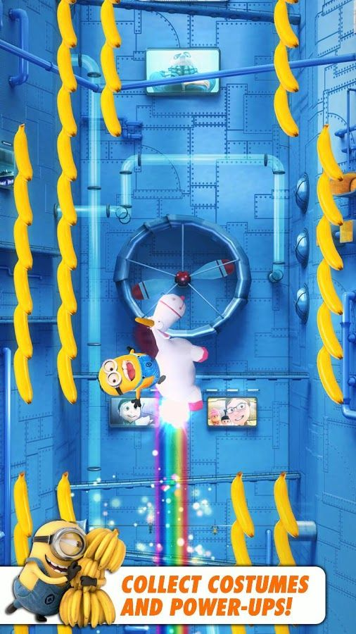 Despicable Me : Minion Rush v 1.1.0 apk download | Android APK Collections #android #games #apk #download