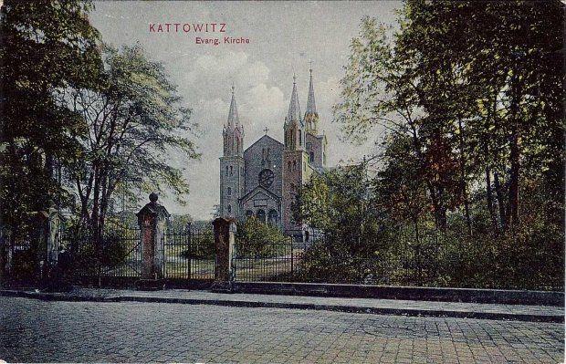 Kościół ewangelicki w Katowicach