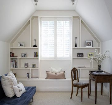 Attic Bedroom Closet Design, Pictures, Remodel, Decor and Ideas - page 6