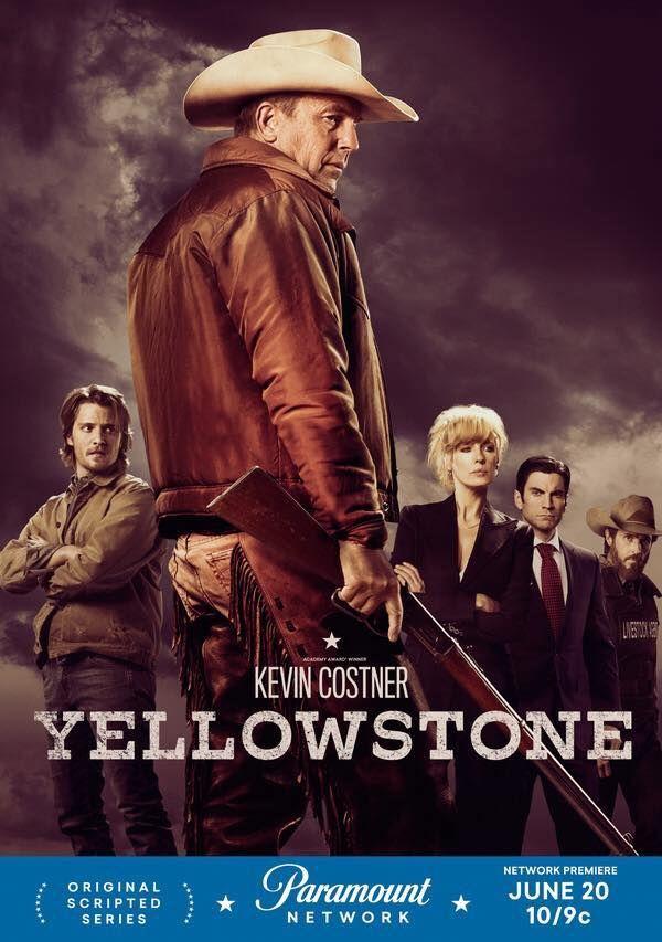 b8df7b02dd68f Paramount Poster Yellowstone Series