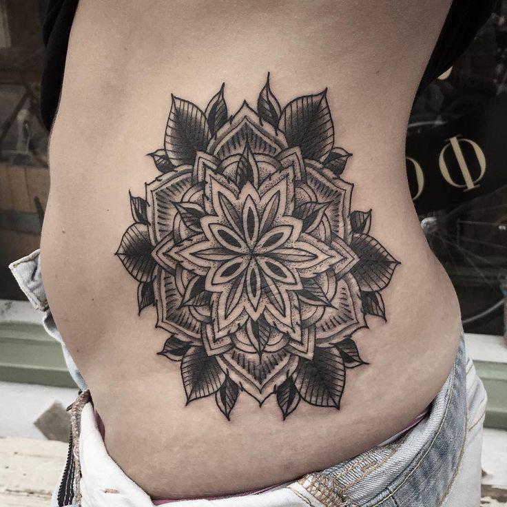 Sick mandala hip tattoo johnny woodruff golden eagle for Mandala hip tattoo