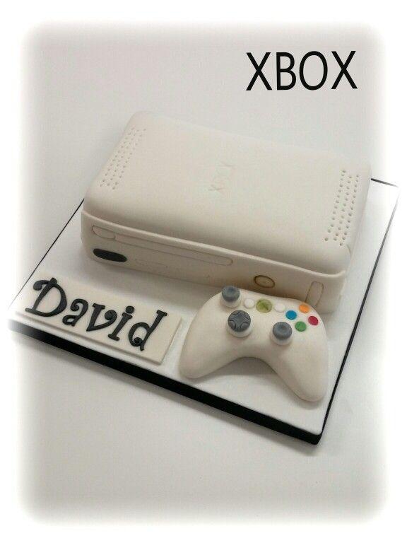 Cake XBOX.