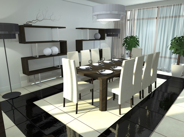 Modern Dining Rooms 2012 48 best modern living images on pinterest | architecture, google