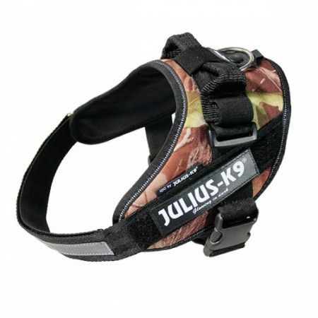 Julius K9 IDC-Powerharness 0 Woodland - Julius-K9 Julius-K9 IDC-Powerharness IDC 0 - globaldogshop.com