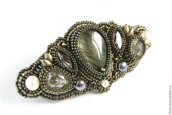 Beaded jewelry by Tatyana Konstantinova. Part II. Discussion on LiveInternet - Russian Service Online Diaries