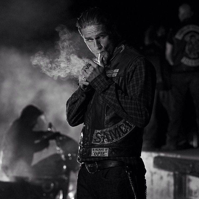 It ain't easy being King. #FinalRide #SOA