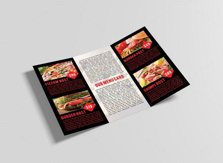 Best 25 Restaurant brochure ideas – Restarunt Brochure