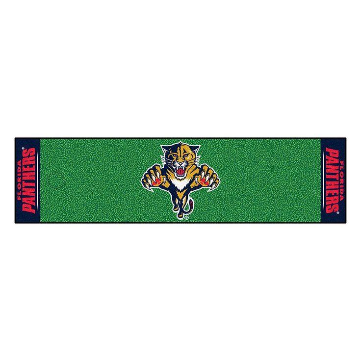 Florida Panthers NHL Putting Green Runner (18x72)