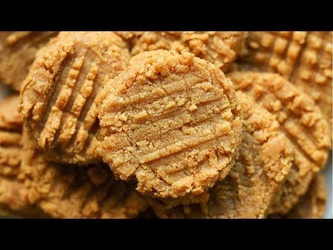 Keto Peanut Butter Cookies | Straightforward, Low Carb, No Sugar Added – The Weight loss plan Chef