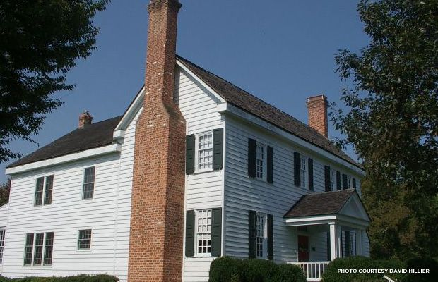 Mosby Birthplace, VA: Historical Property, Mosby Birthplac