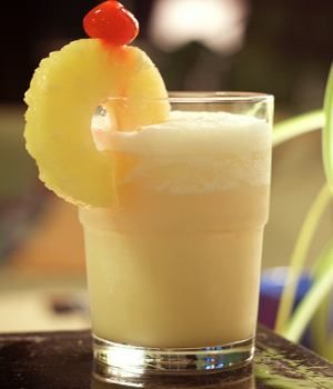 Pina Colada Cocktail Recipe: Pina Colada, Pinacolada, Piña Colada, Drinks Recipes, Colada Recipe, Eggnog, Beverages, Virgin Drinks, Cocktails Recipes