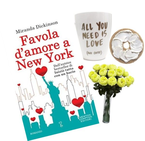Pinto's Bookshop: Favola d'amore a New York