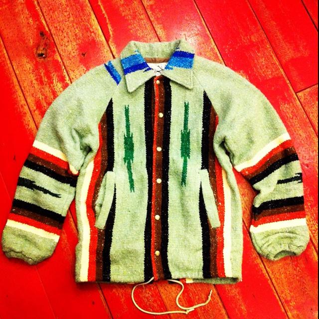 NR.FLAG Vintage Rag Coach Jacket