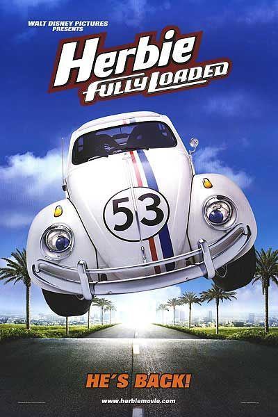 I love all the Herbie movies. I prefer the older ones though.