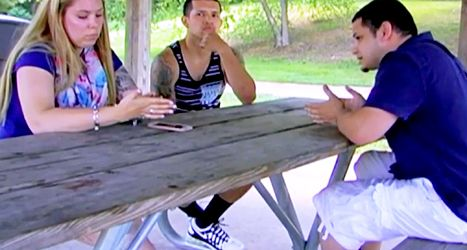 Teen Mom 2 Recap: Jenelle Evans and Mom Barbara Gear Up for Ugly Custody Battle - http://www.hollywoodfame.com/teen-mom-2-recap-jenelle-evans-and-mom-barbara-gear-up-for-ugly-custody-battle.html