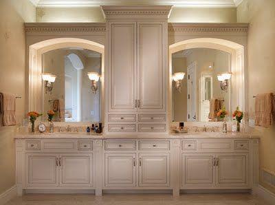 Bathroom Cabinets Design
