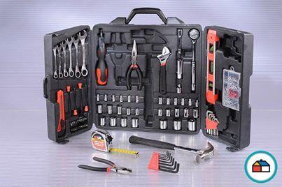 El más amplio surtido de herramientas
