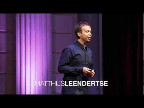 Matthijs Leendertse (ELM Concepts) - Tedx talk on learning