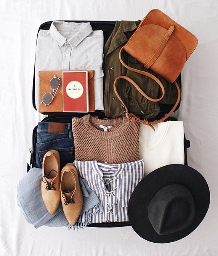 Packing for the long weekend... don't forget your FASHIONABLE bags!! // …