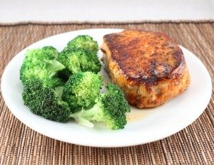 Whole30-Day 4 and Blackened Pork Chops - Living Low Carb One Day At A Time