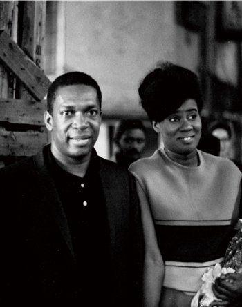 John Coltrane & Alice Coltrane                                                                                                                                                                                 More