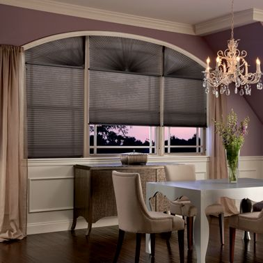 Graber 39 S Crystalpleat Cellular Shades Are A Stylish Way To Boost The Energy Efficiency Of Your