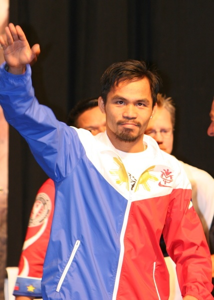 """Manny """"Pac-Man"""" Pacquiao . my favorite boxer"""
